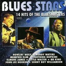 14 Hits-Howlin' Wolf/Muddy Waters/Lightnin' Hopkin - Blues St (CD Used Like New)