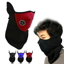 New Ski Snowboard Motorcycle Bicycle Winter Neck Warmer Warm Sport Face Mask #S