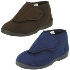 Mens Natureform 'Arthur' Wide Fitting Boot Slippers The Style ~ K