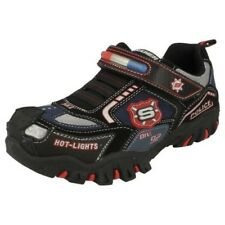 Boys Skechers Trainers 'Damager Police' The Style ~ K