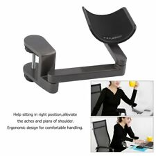 Table Ergonomic Mouse Pad Computer Hand Bracket Wrist Support Elbow Stand LOT SM