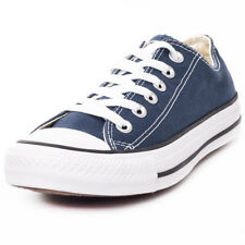 Converse All Star Lo Top Womens Trainers Navy New Shoes