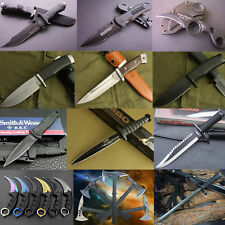 Outdoor Camping Survival Diving Hunting Claw Knives Fixed Folding Pocket Knife