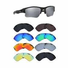 Introsk Replacement Lenses For-Oakley Flak Jacket XLJ Sunglass Multiple-Options