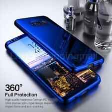 New Mirror 360° Hard Thin Case Screen Protector Cover For Samsung Galaxy S8 Plus