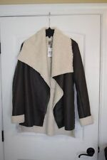 KUT From The Kloth Faux Fur Leather Coat For Stitch Fix NWT