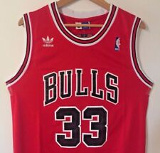 Scottie Pippen Chicago Bulls Adidas Swingman Throwback Stitched Jersey NWT