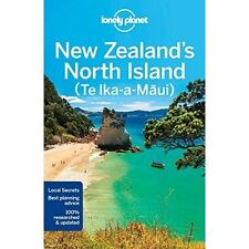 Lonely Planet New Zealand's North Island by Brett Atkinson, Lonely Planet, Charl