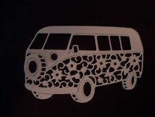"""TATTERED LACE, SUMMER, HOLIDAYS, VEHICAL DIE CUT TOPPERS ~ """"CAMPER VAN"""""""