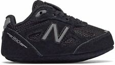 New Balance Infant Boys Girl Kj990BSC v4 Black Baby Crib Shoes Size 0 - 1 - 3