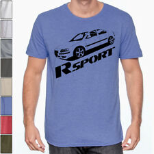 Volvo S60 R 4.5oz Soft T-Shirt Rally Racing Car Multiple Colors & Sizes