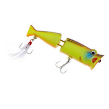 8.5cm Fishing Lure Bait Crankbait Tackle Plastic Hook Fishing Accessories