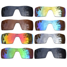Introsk Replacement Lenses For-Oakley Oil Rig Sunglasses Multi-Color Polarized