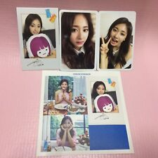 Twice TZUYU 쯔위 Official Photocard 1st Album Twicetagram LIKEY Photo Card SELECT