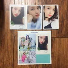 Twice MINA 미나 Official Photocard 1st Album Twicetagram LIKEY Photo Card SELECT