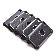 Delicate Triple ShockProof Protective Case Cover for IPod Touch 4th Fine*