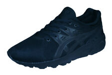 Asics Gel Kayano Trainer EVO Mens Running Sneakers / Retro Sports Shoes - Black