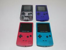 Nintendo Game Boy Color System Console GBC GameBoy U Pick COLOR Tested Warranty