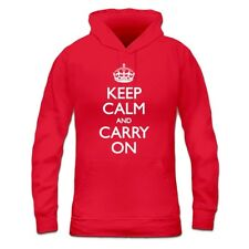Keep Calm and Carry On Original Women's Hoodie