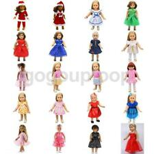POPULAR SALE CHRISTMAS OUTFIT DRESSES FOR 18'' AMERICAN GIRL OUR GENERATION DOLL