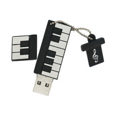 Piano Keyboard Pen Drive 4-32GB USB Disk Flash Drive Memory Stick for PC