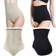 AU Women High Waist Seamless Recovery Slimming Underwear Tummy Control Panties