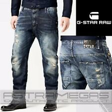 G-STAR RAW ARC 3D LOOSE TAPERED MENS JEANS 3301 USHER G STAR W29 L32 50223 ITALY