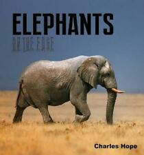 Elephants on the Edge by Charles Hope Paperback Book