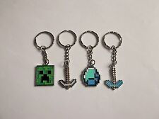 MINECRAFT VIDEO GAME Inspired KEYRINGS