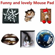Super Thin Skid Resistance Mouse Pad Anti-slip Creative Mouse Pad Mouse Mat SM