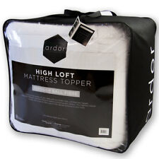 Ardor Mattress Topper 1500GSM High Loft Cotton Cover 4 Bed Sizes