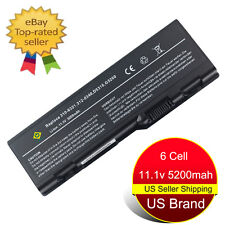 New 6 Cell Laptop Battery for Dell Inspiron 6000 9200 9300 9400 E1705 U4873 USA