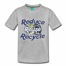 Earth Day Reduce Reuse Recycle Kids' Premium T-Shirt by Spreadshirt™