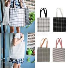 Shopping Bag Eco Friendly Reusable Grocery Shopper Tote Handbag Shoulder Bag