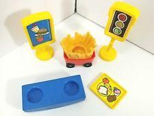 Vintage Fisher Price Little People 929 994 2500 2552 72355 PARTS ONLY YOU CHOOSE