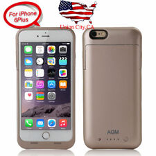 5800mAh External Power Bank Battery Charger Charging Case Cover For iPhone 6Plus