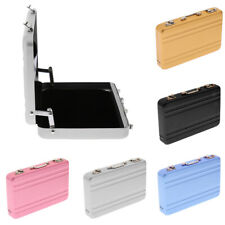 1x Portable Waterproof Business ID Credit Card Wallet Holder Pocket Box Case