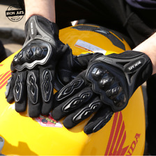 Motocross Racing Pro Biker Touch Screen Breathable Motorcycle Cycling F/F Gloves