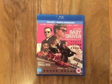 Baby Driver Blu-ray DVD With digital code