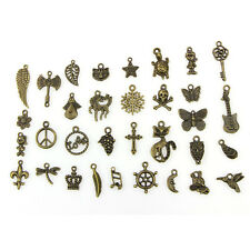 Wholesale Retro Style 50pcs Bulk Lots Mix Cute Charm Pendants Jewelry DIY*~*