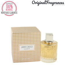 Illicit Perfume 3.3 / 2.0 oz By JIMMY CHOO FOR WOMEN 100 / 60 ML EDP SPRAY NEW