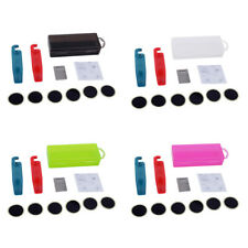 Bicycle Tire Tyre Repair Tool Set Bike Patches Lever Portable Self-Adhesive