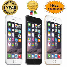 Apple iPhone 6+ Plus -  64GB GSM Factory Unlocked Smartphone Gold Gray Silver HQ