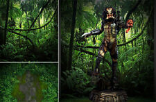 LIMITED TIME-POSTER BACKDROP~PREDATOR~JUNGLE FOR 1/4 & 1/6 FIGURES STATUES NECA