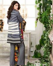 CHARIZMA - PAKISTANI DESIGNER WEAR FULLY STITCHED - LINEN