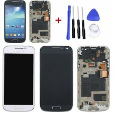 LCD Display Touch Screen Digitizer + Frame Tool For Samsung Galaxy S4 mini i9195