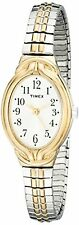 Timex Womens Greenmount Terrace  Stainless Steel Expansion Band Watch