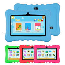XGODY 7'' inch Google Android 4.4 Quad Core 8GB Dual Camera Kids Child Tablet PC