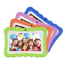 7'' inch Google Android 4.4 Kids Child Tablet PC Quad Core 8GB Dual Camera Wi-Fi