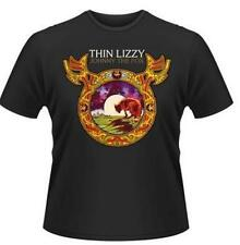 OFFICIAL LICENSED - THIN LIZZY - JOHNNY THE FOX T SHIRT ROCK LYNOTT